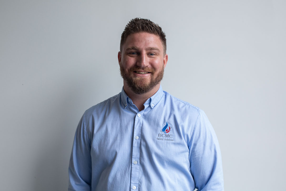 Brendon Cooke, Managing Director BCMC - Fire Safety Compliance