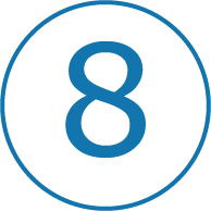 Number eight